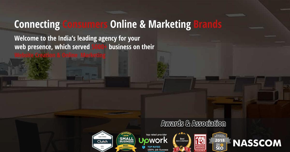 Top SEO Company in India-Digital Marketing & Website Design Company