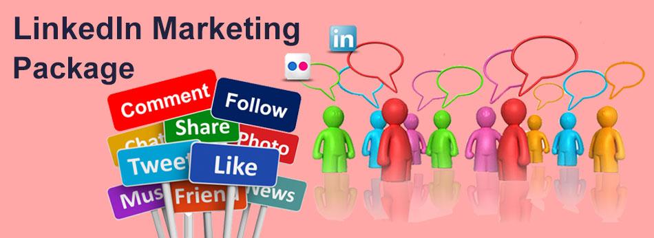 LinkedIn Marketing Package