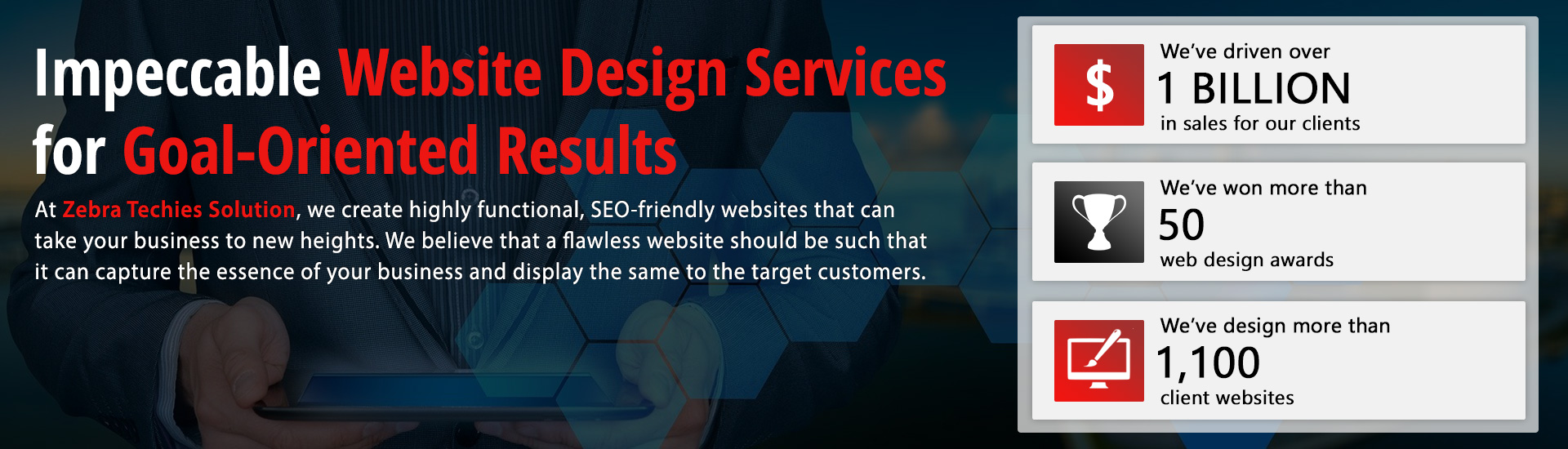 Web Design Services in India